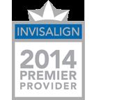 Invisalign 2014 Premier Provider